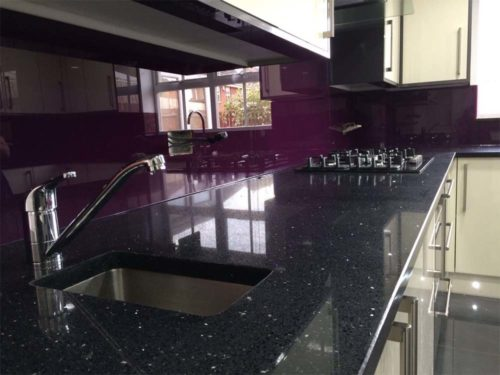 Purple Splashbacks Project 1