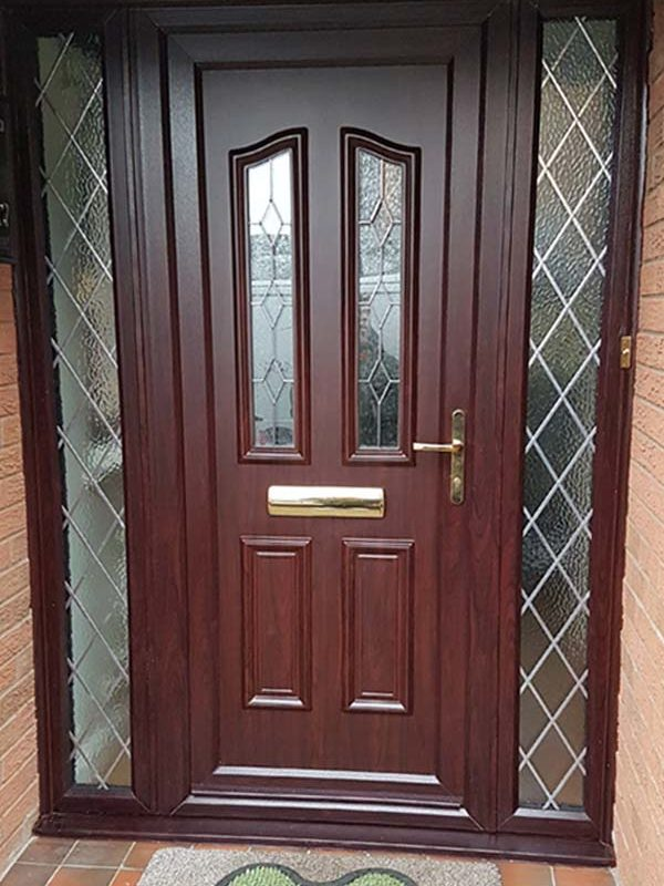Brown Composite Door Leicester